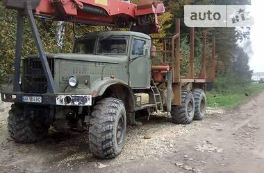 КрАЗ 255 1985 в Львове
