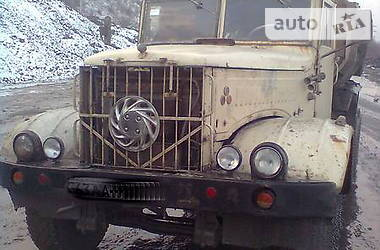 КрАЗ 256 1990 в Кривом Роге