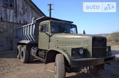 КрАЗ 257 1982 в Галиче