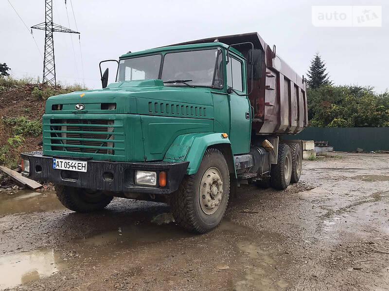 КрАЗ 65055 2008 в Івано-Франківську