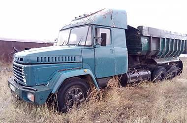 КрАЗ 6510 1993 в Донецке