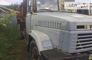 КрАЗ 6510 1995 в Львове
