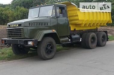 КрАЗ 6510 1992 в Полтаві