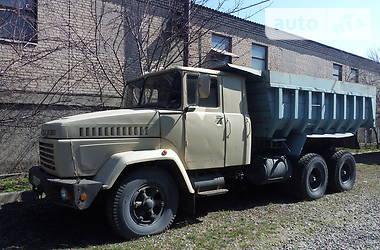 КрАЗ 6510 1996 в Хрустальному