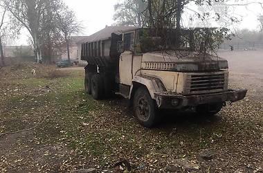 КрАЗ 6510 1992 в Каменском