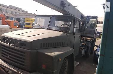КрАЗ 6510 1995 в Киеве