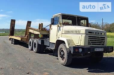 Шасси КрАЗ 6510 1994 в Одессе