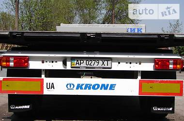 Krone BPW 2009 в Запорожье