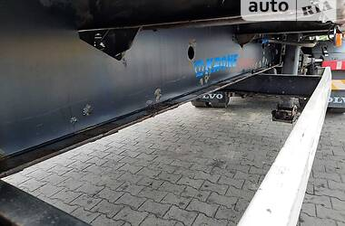 Тентований борт (штора) - напівпричіп Krone SAF 2009 в Луцьку
