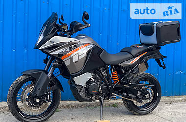 KTM 1190 Adventure ABS Traction