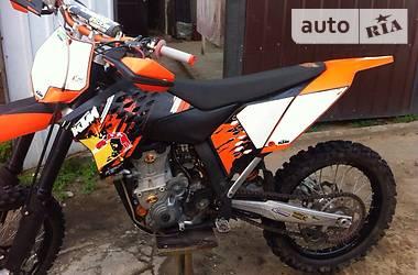 KTM 520 2008 в Ирпене