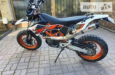 Мотоцикл Супермото (Motard) KTM 690 SMC 2013 в Львове
