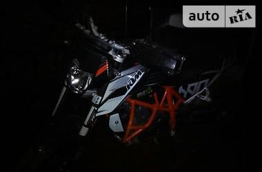 KTM Duke 2015 в Дубровице
