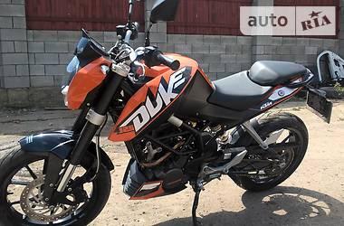 KTM Duke 2010