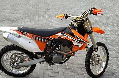 Мотоцикл Кросс KTM SX-F 350 2012 в Селидово