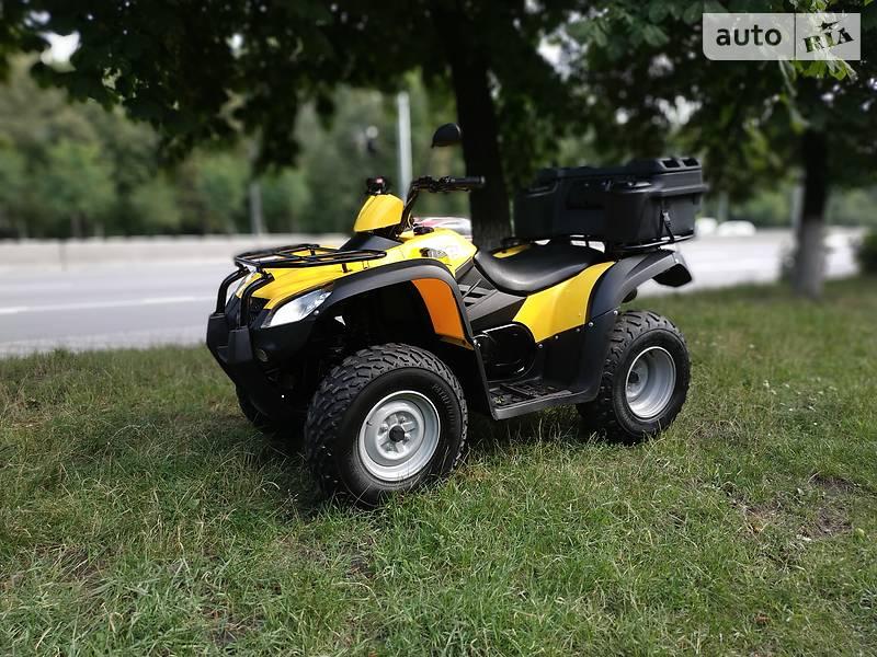 Kymco MXU 500 4X4