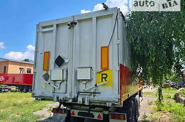 Самоскид напівпричіп Lacitrailer 3E20RD 2007 в Вінниці
