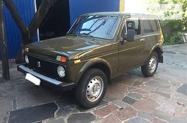 Lada 4x4 1986 в Городище