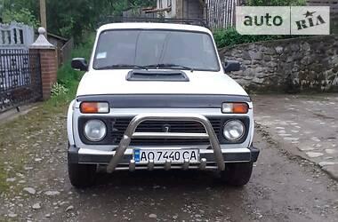 Lada 4x4 1999 в Рахове