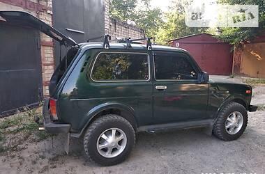 Lada 4x4 2013 в Купянске