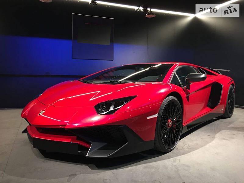 Lamborghini Aventador 2019 года в Киеве