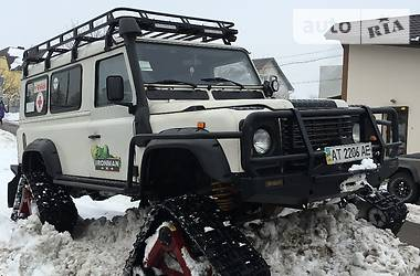 Land Rover Defender 1997 в Ивано-Франковске