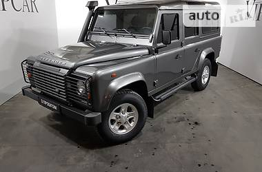 Land Rover Defender Full 2015