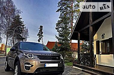 Land Rover Discovery Sport 2017 в Киеве