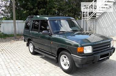 Land Rover Discovery 1997 в Луцке