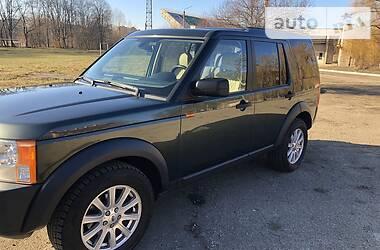 Land Rover Discovery 2006 в Ивано-Франковске