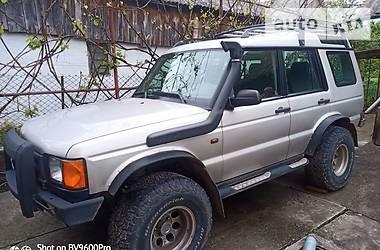 Land Rover Discovery 1991 в Киеве