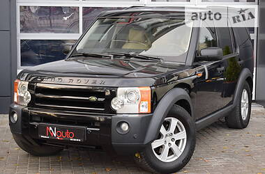 Внедорожник / Кроссовер Land Rover Discovery 2005 в Одессе
