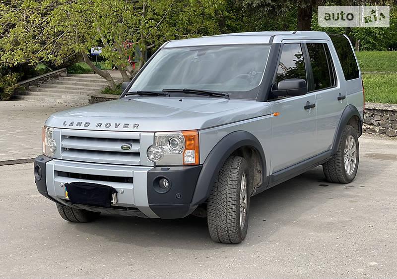 Внедорожник / Кроссовер Land Rover Discovery 2007 в Тернополе