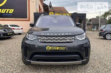Внедорожник / Кроссовер Land Rover Discovery 2018 в Коломые