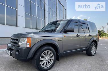 Внедорожник / Кроссовер Land Rover Discovery 2007 в Белой Церкви