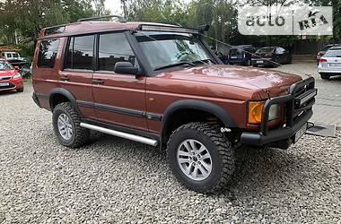 Внедорожник / Кроссовер Land Rover Discovery 2001 в Ивано-Франковске