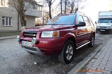 Внедорожник / Кроссовер Land Rover Freelander 1998 в Каменец-Подольском