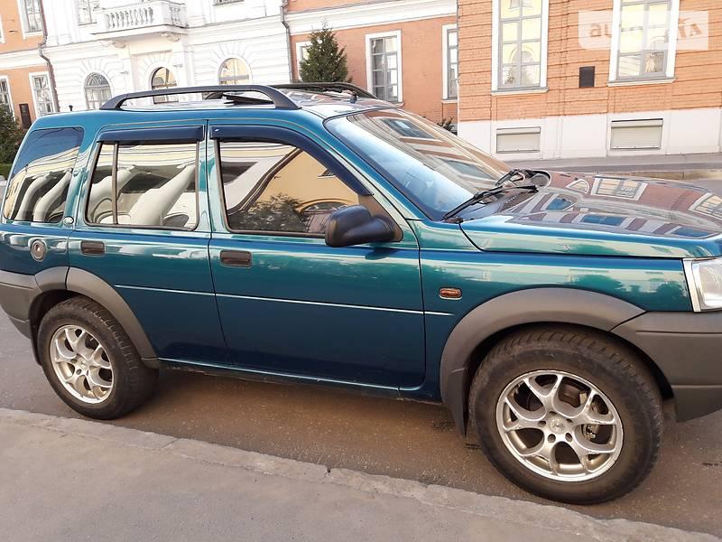 Land Rover Freelander 2000 в Харькове