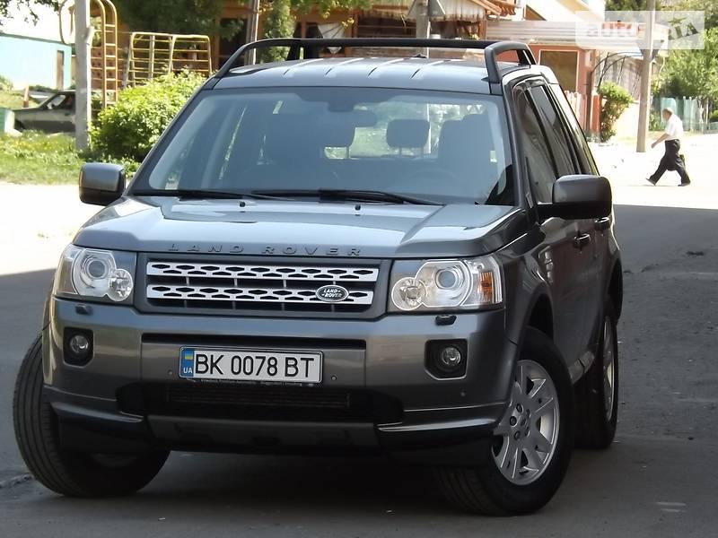Land Rover Freelander 2011 в Ровно