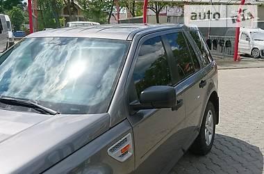 Land Rover Freelander 2007 в Черновцах