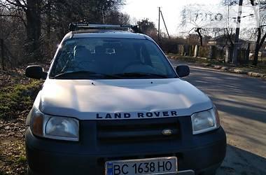 Land Rover Freelander 2000 в Львове