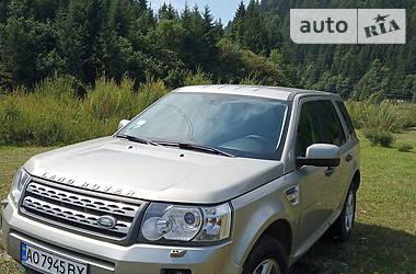 Land Rover Freelander 2012 в Межгорье