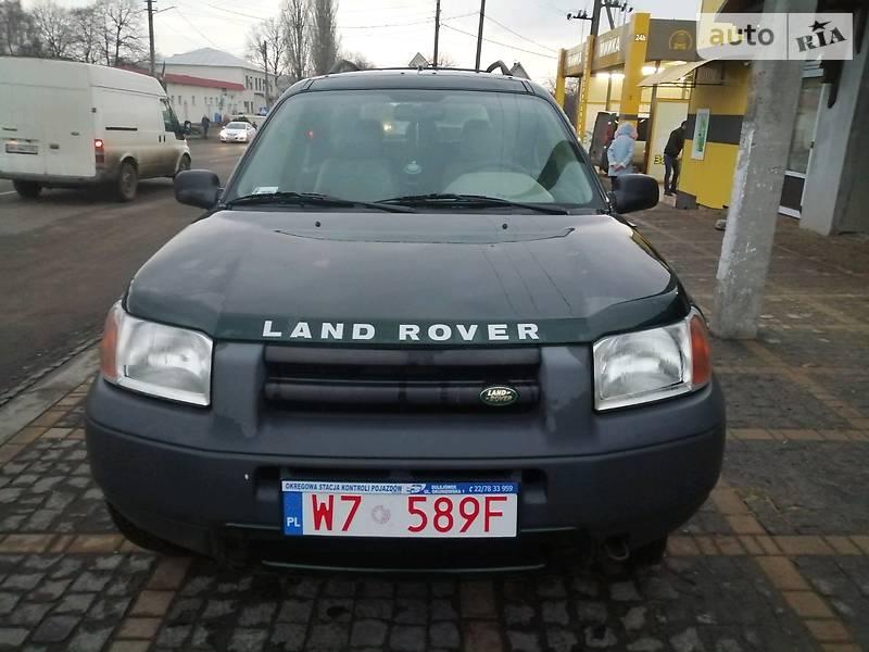 Land Rover Freelander 2000 в Гайвороне