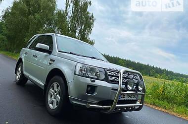 Внедорожник / Кроссовер Land Rover Freelander 2012 в Чернигове
