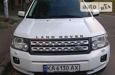 Универсал Land Rover Freelander 2012 в Киеве