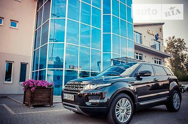 Land Rover Range Rover Evoque 2012 в Киеве