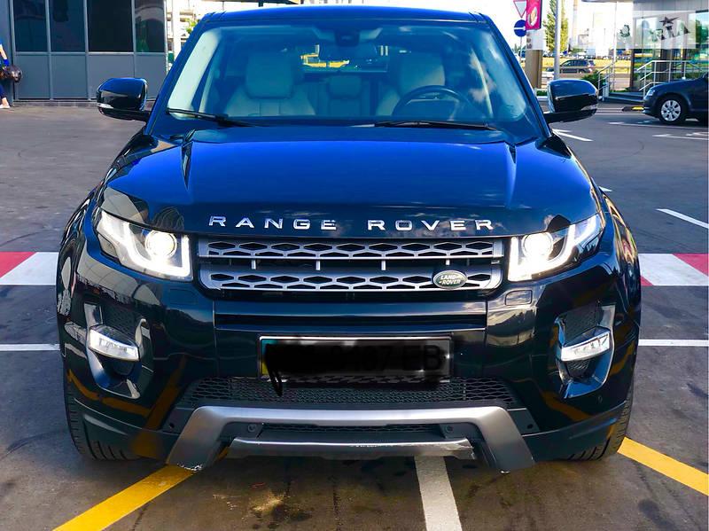 Land Rover Range Rover Evoque 2015 в Києві
