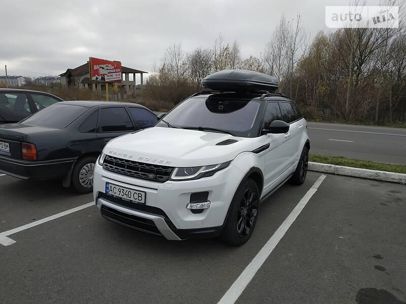 Land Rover Range Rover Evoque DYNAMIC PREMIUM