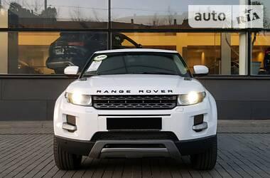 Land Rover Range Rover Evoque 2011 в Киеве