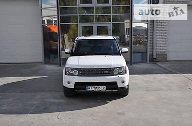 Land Rover Range Rover Sport 2011 в Броварах